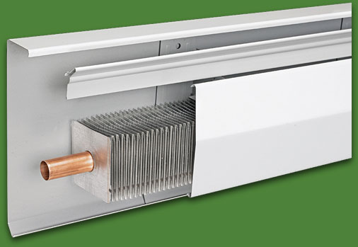 Synergy Hot Water Baseboard Radiatior